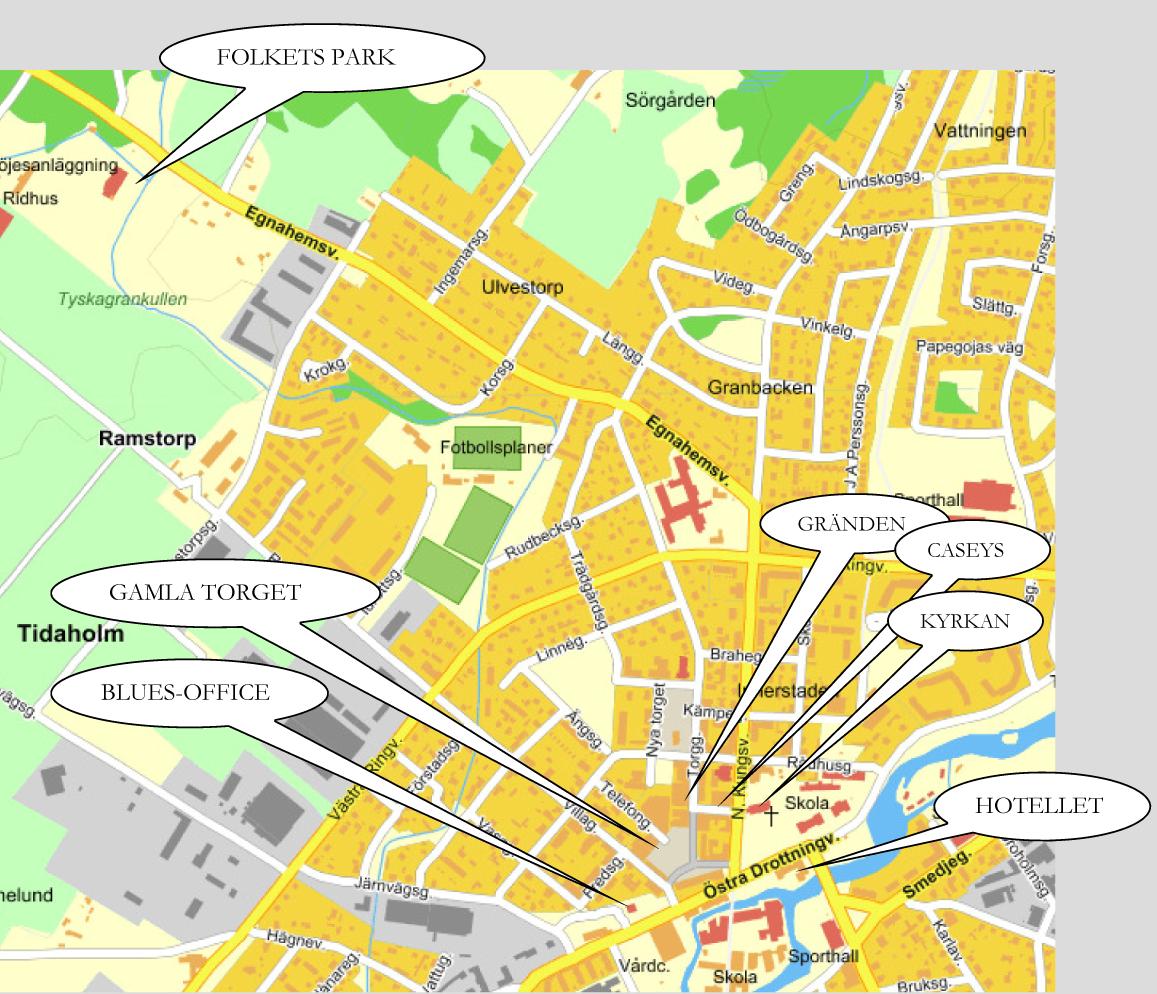 tidaholm karta