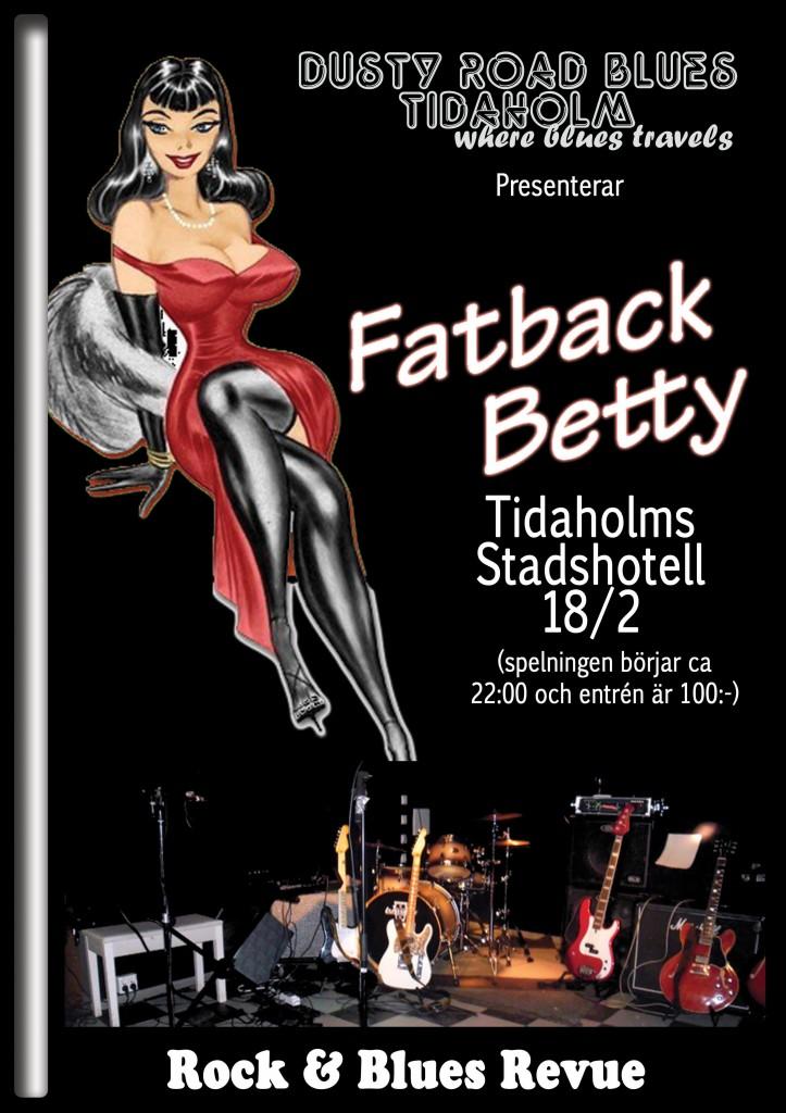 Fat Back Betty