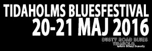 Tidaholms Bluesfestival 20-21/5 2016