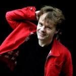 Nisse Hellberg spelar på Tidaholms Bluesfestival 2016