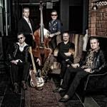 The Kingbees spelar på Tidaholms Bluesfestival 2016