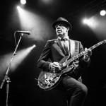 Thorbjörn Risager & Black Tornado spelar på Tidaholms Bluesfestival 2016